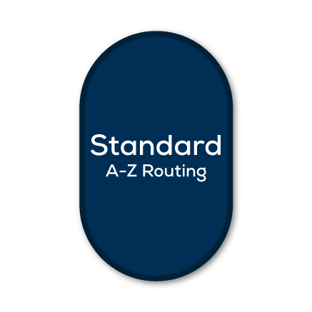 standard-a-z-routing